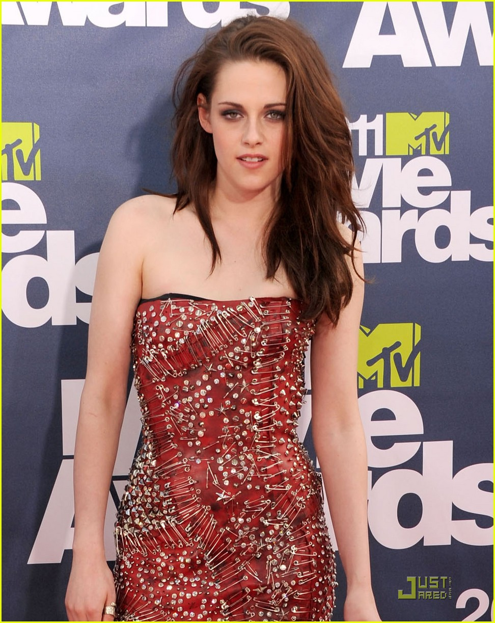 kristen stewart mtv movie awards 042549745