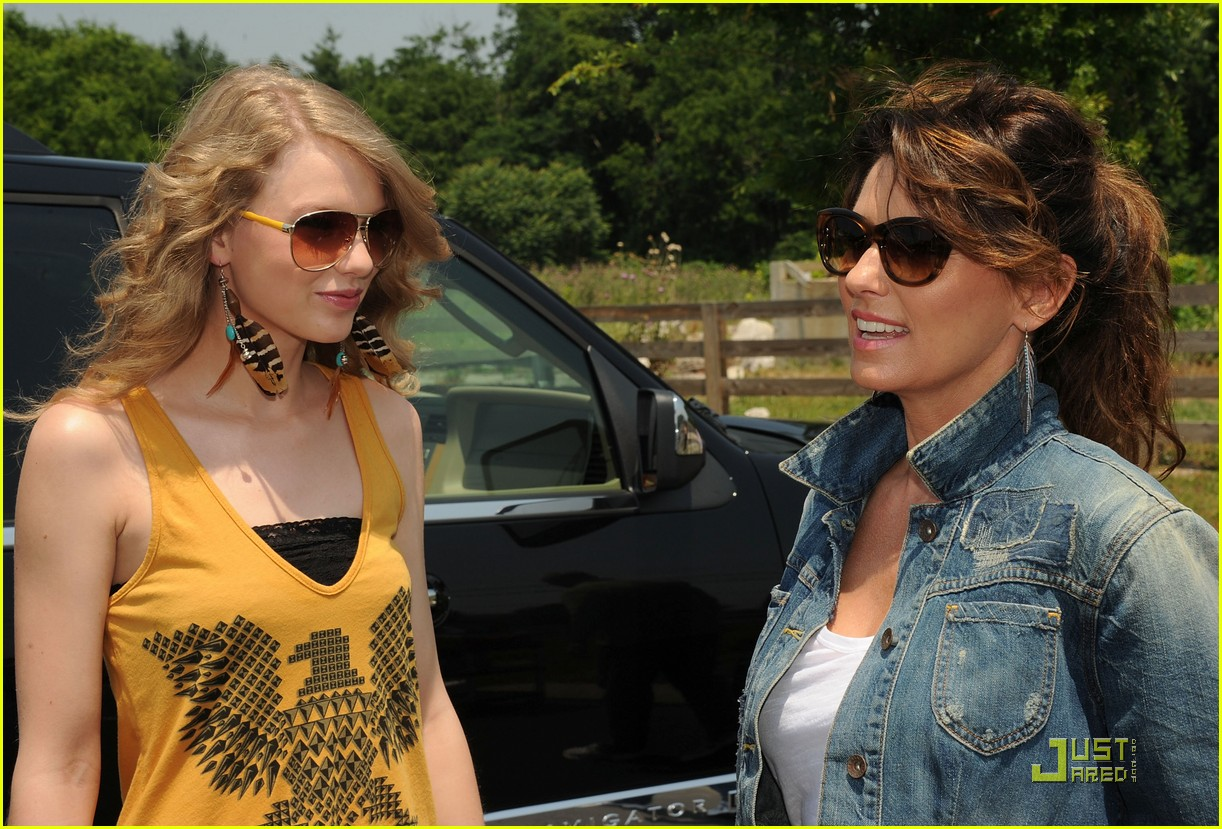 taylor swift shania twain recreate thelma and louise 04