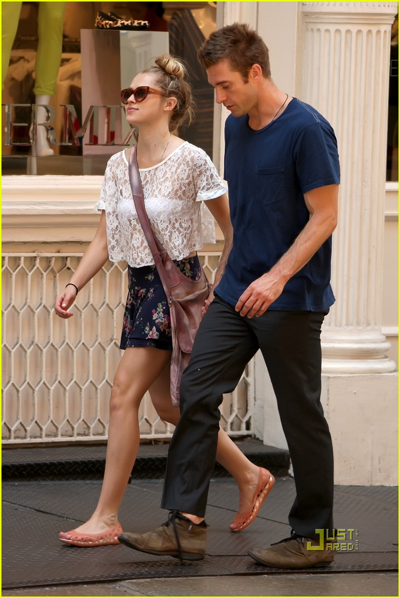 teresa palmer scott speedman soho nyc 01