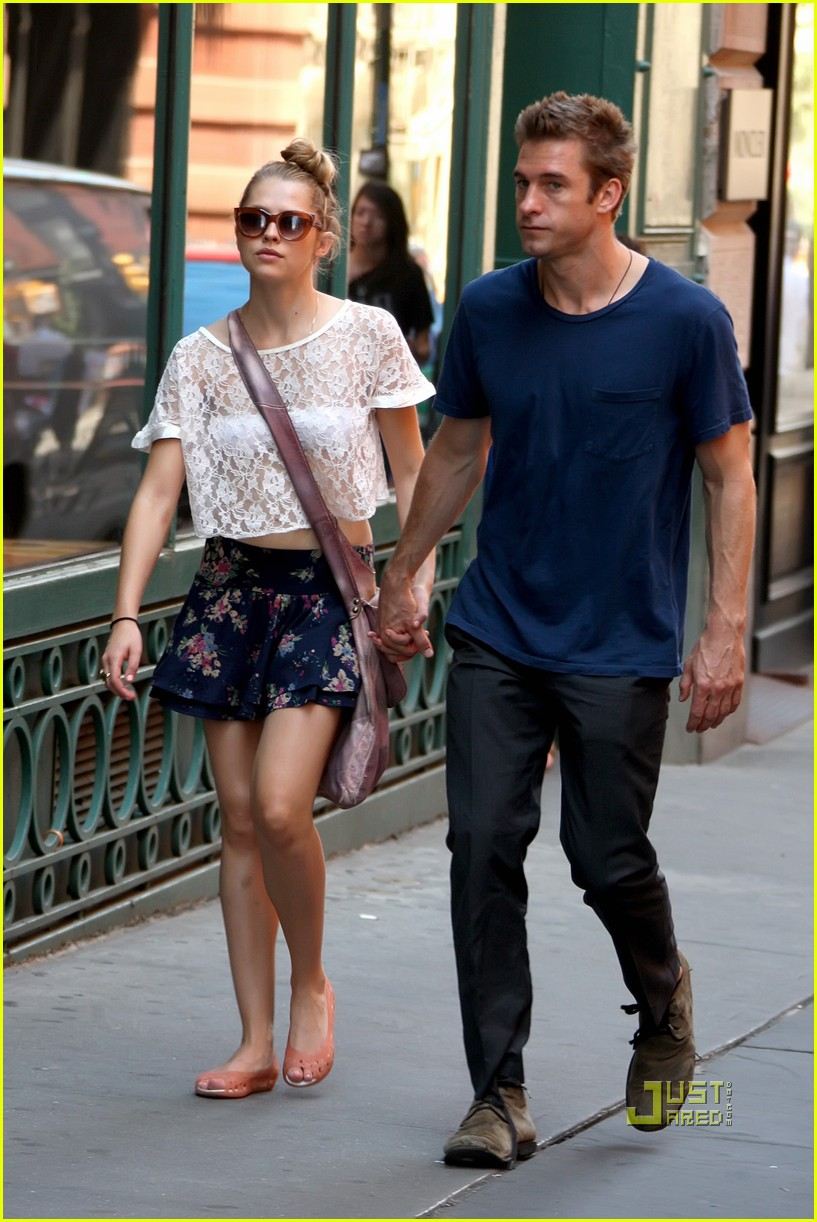 teresa palmer scott speedman soho nyc 02