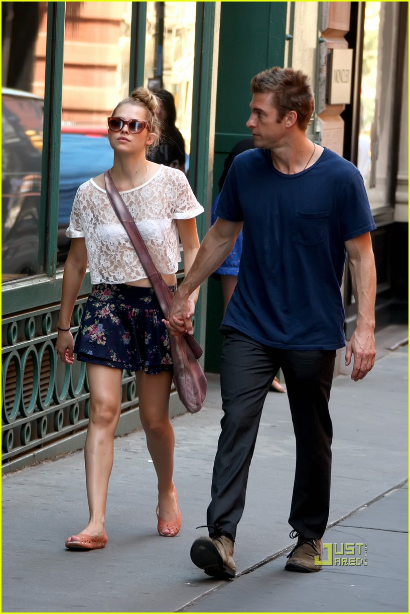 teresa palmer scott speedman soho nyc 04