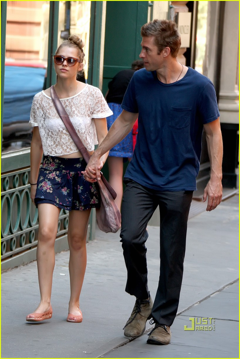 teresa palmer scott speedman soho nyc 11