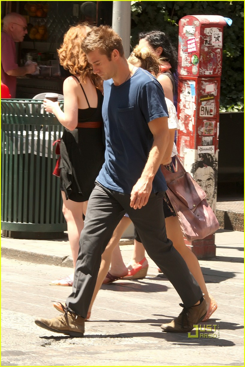 teresa palmer scott speedman soho nyc 15
