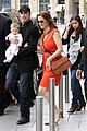 john travolta kelly preston paris with the kids 08