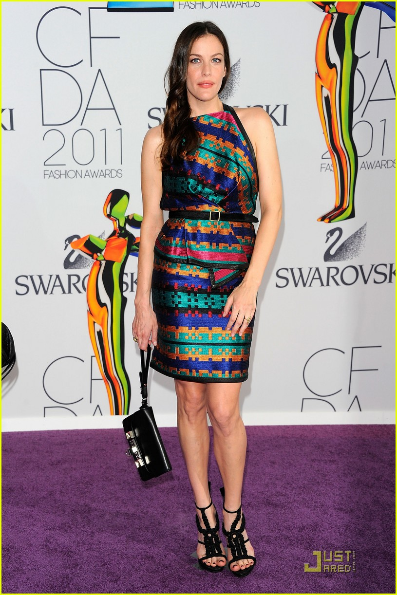 liv tyler cfda awards 022550172