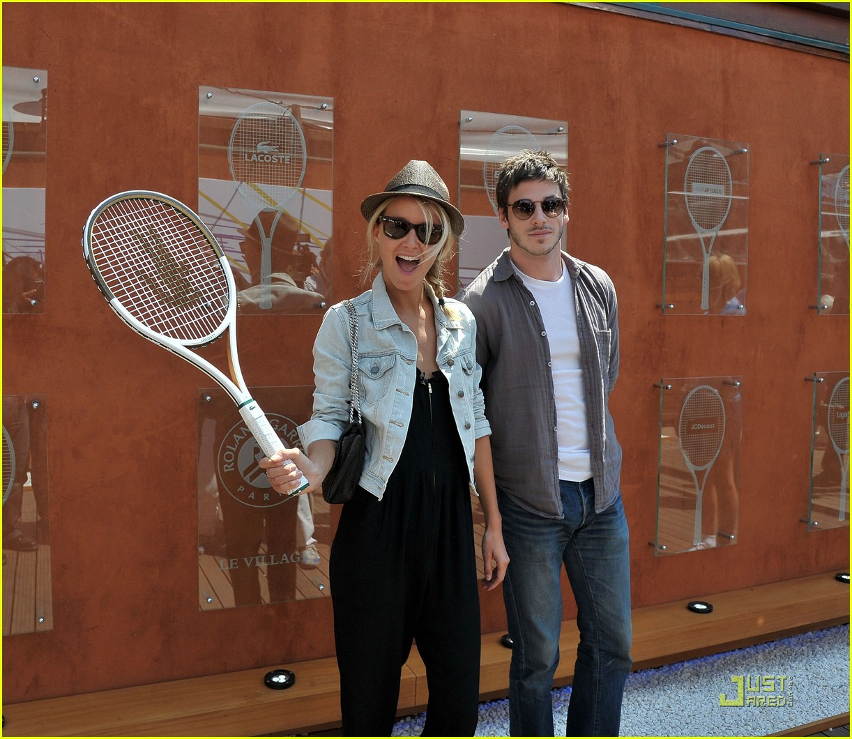 gaspard ulliel french open with jordane crantelle 05