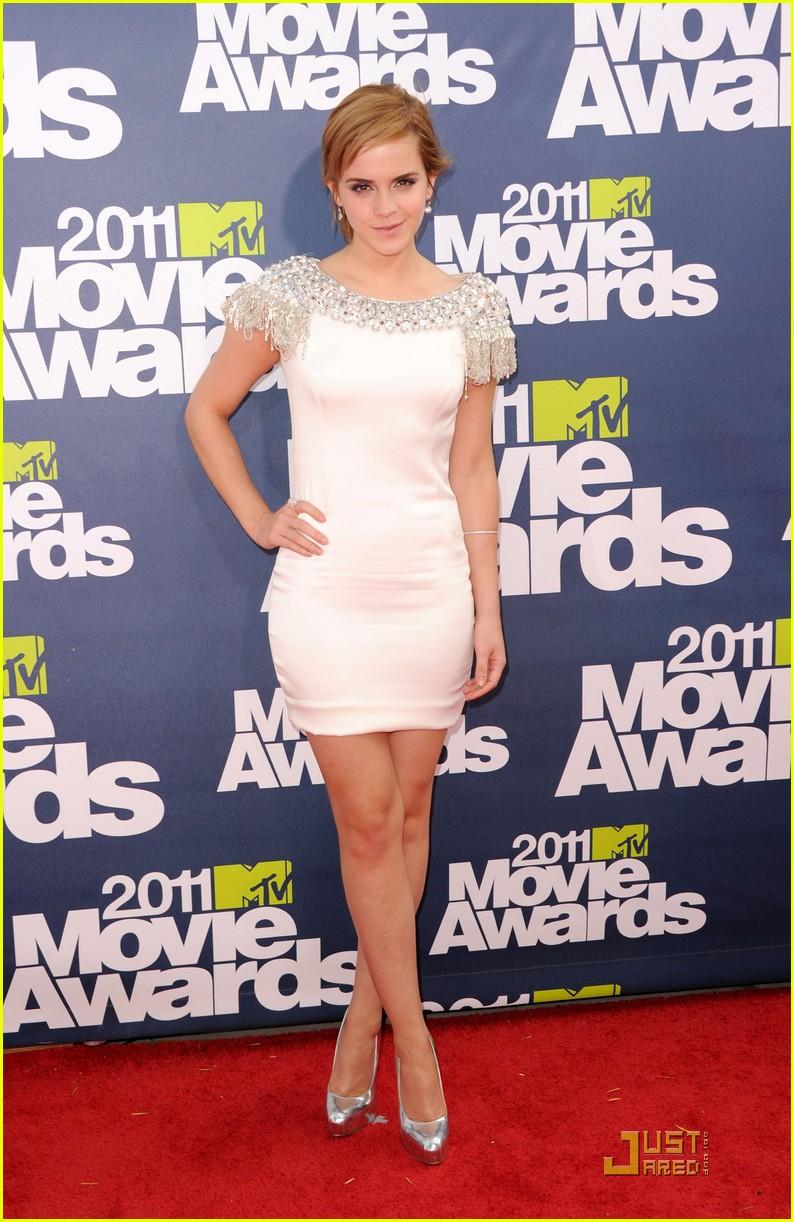 emma watson mtv movie awards 2011 052549736