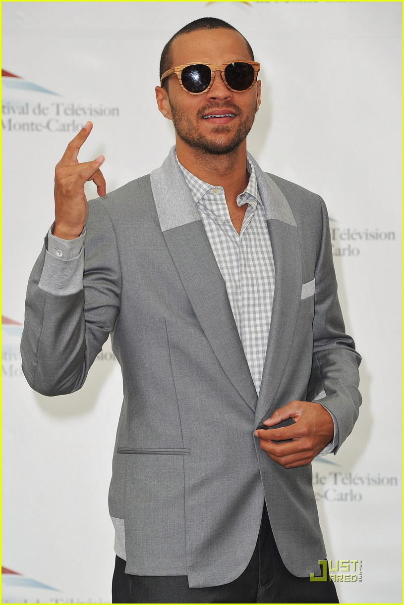 jesse williams monaco event 03