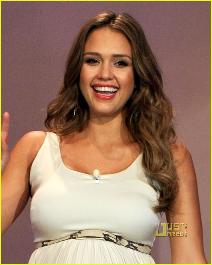 jessica alba tonight show 05