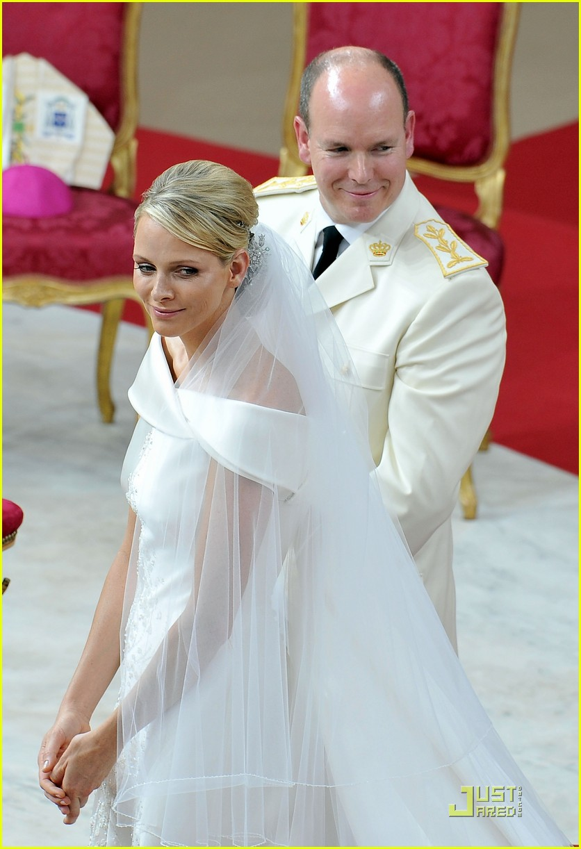 Prince Albert & Princess Charlene: Monaco Royal Wedding!: Photo ...