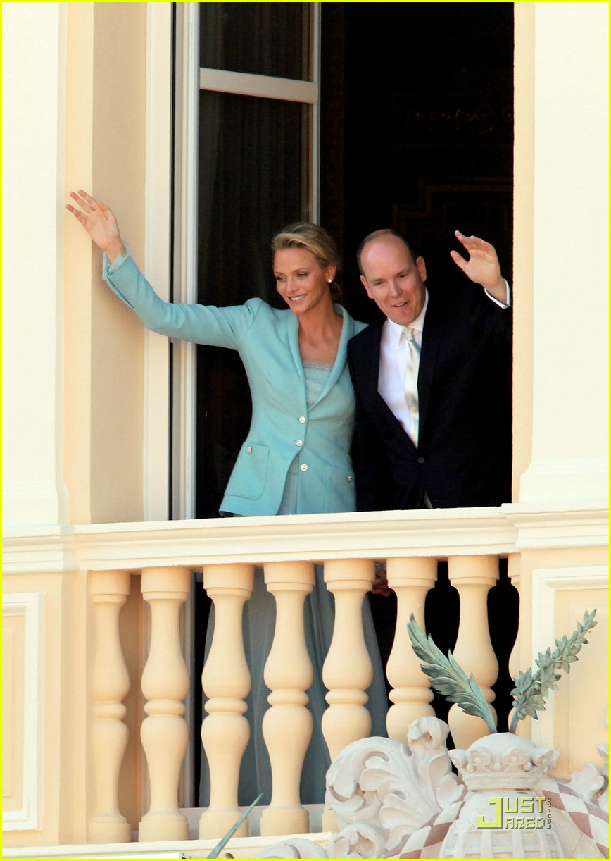 prince albert charlene wittstock civil ceremony 092556884
