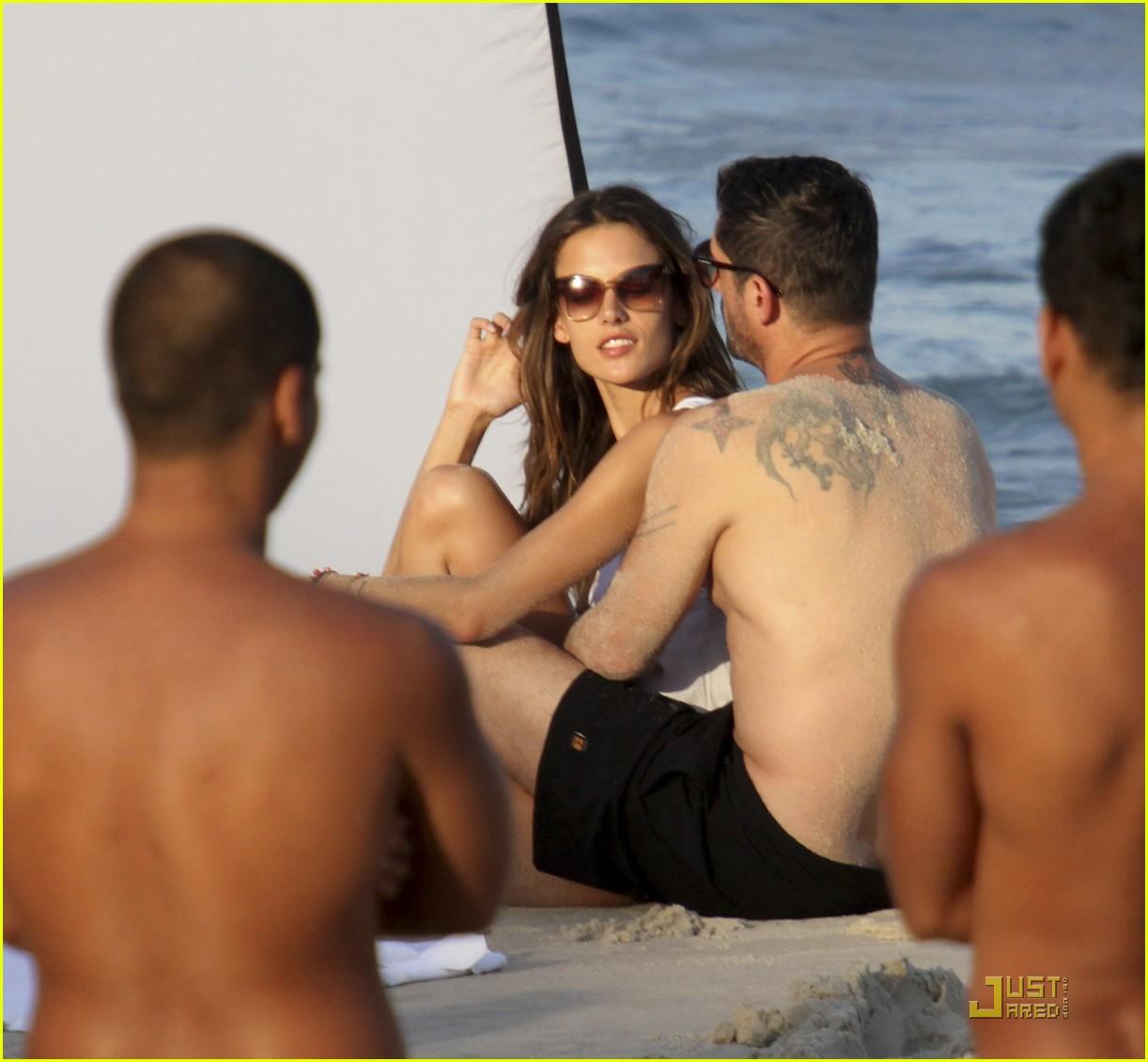 alessandra ambrosio brazil photo shoot 172565162
