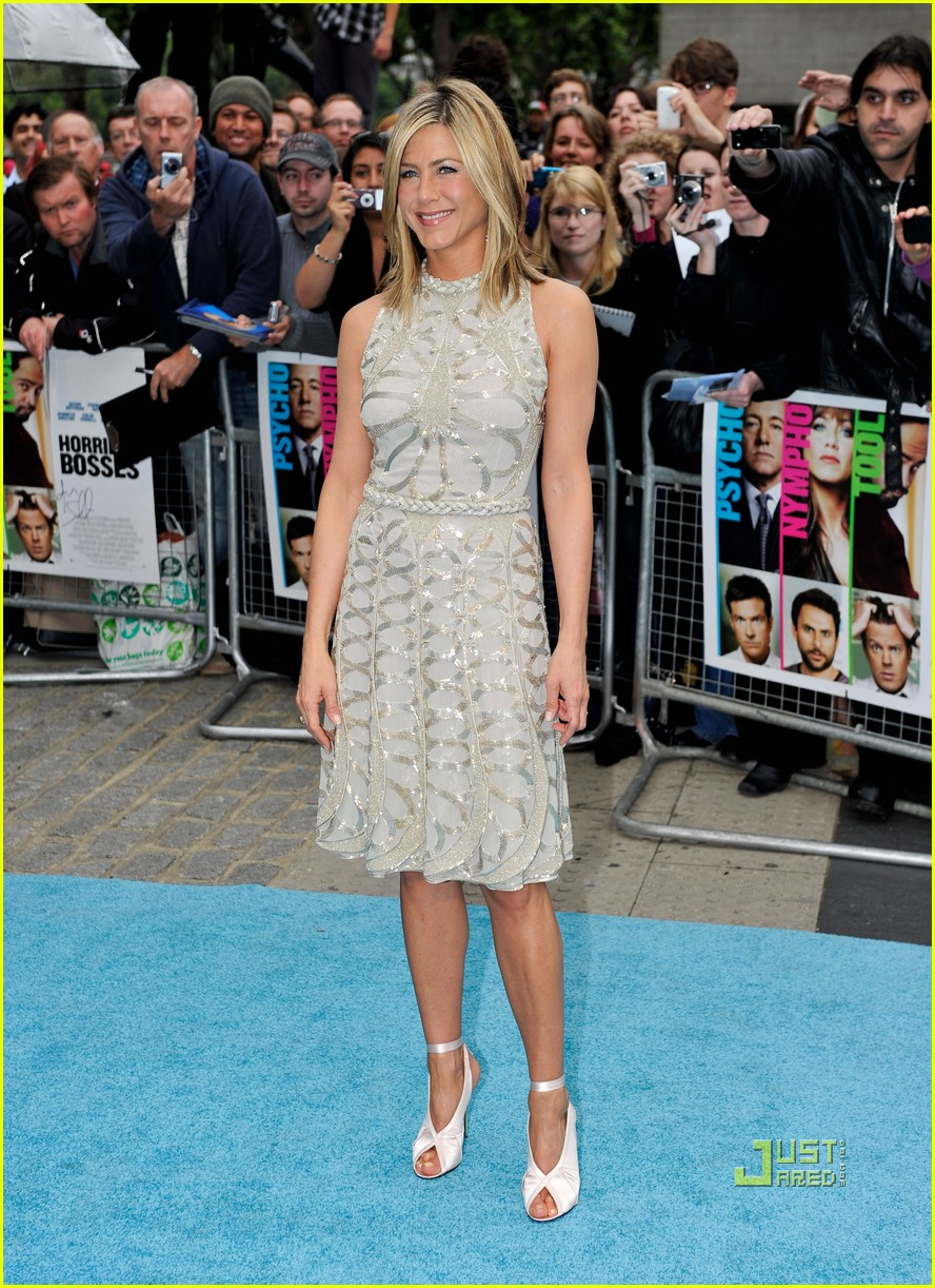jennifer aniston jason bateman uk horrible bosses premiere 012562333