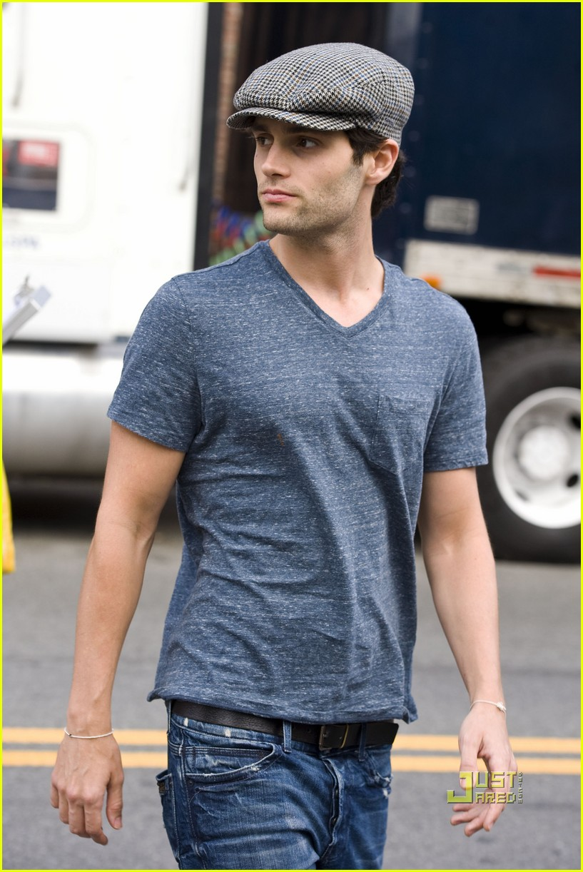ed westwick penn badgley gossip girl 05