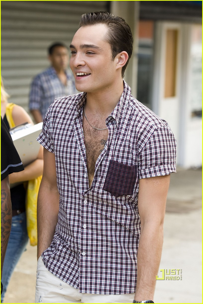 ed westwick penn badgley gossip girl 21