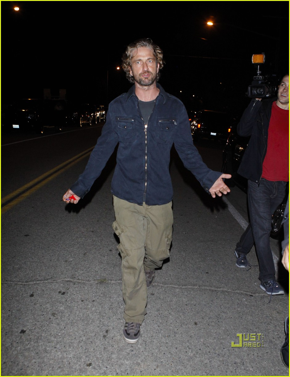 gerard butler leaving party malibu 05