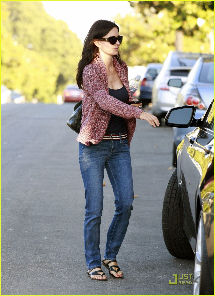 courteney cox coco heels 12