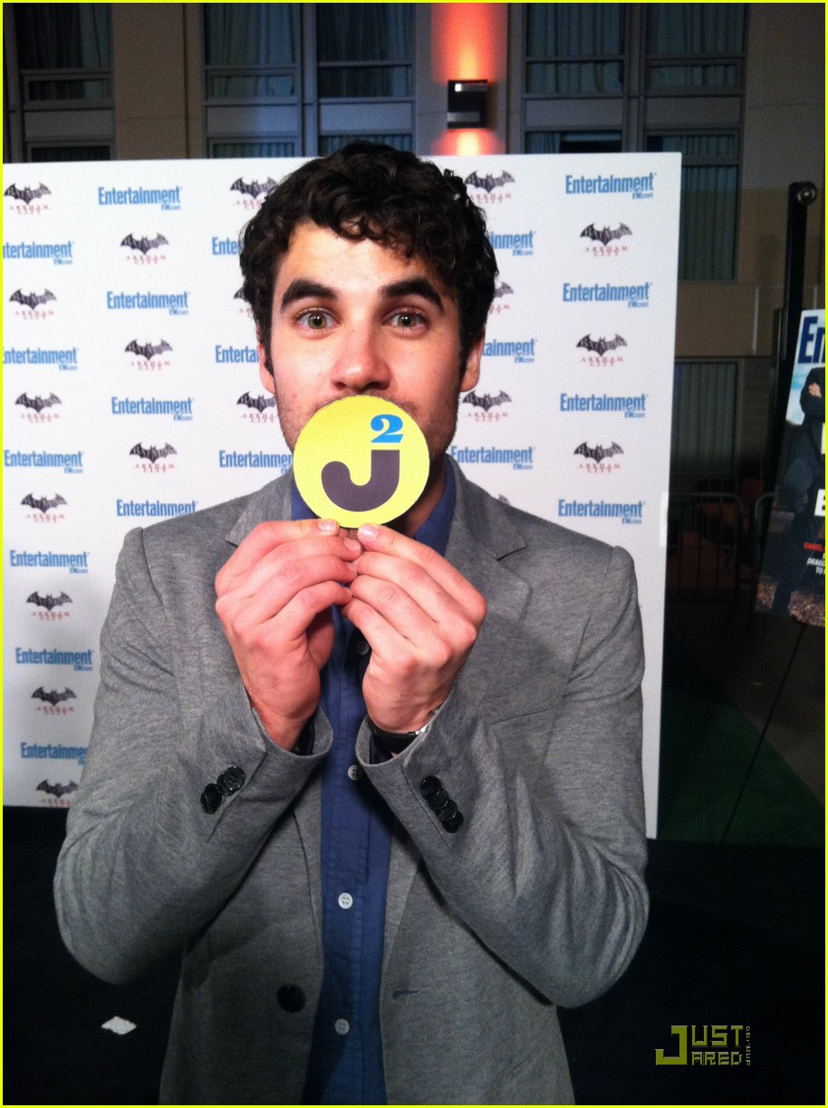 darren criss i dont want blaine to leave dalton 01