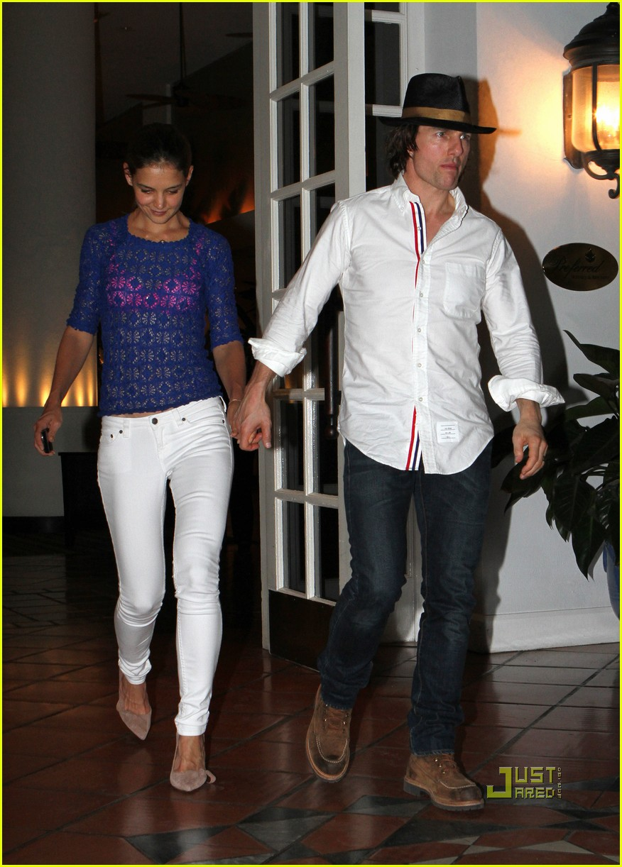 tom cruise katie holmes date night miami 012561444