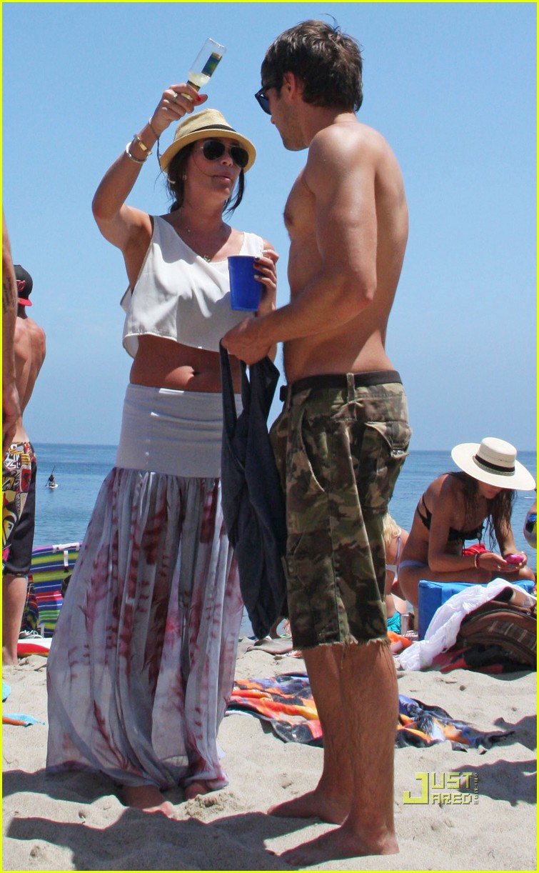 zac efron shirtless brody jenner 03