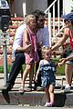 jennifer garner ben affleck seraphina violet july 4th 05