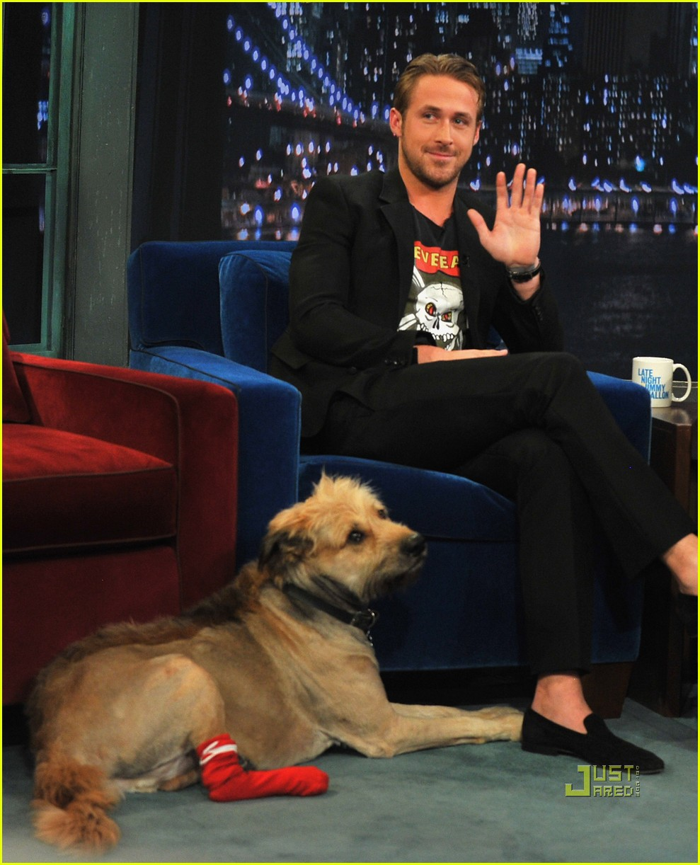 ryan gosling late night jimmy fallon 06