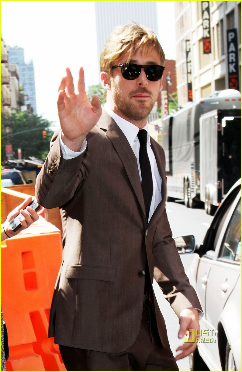 ryan gosling letterman 062560632