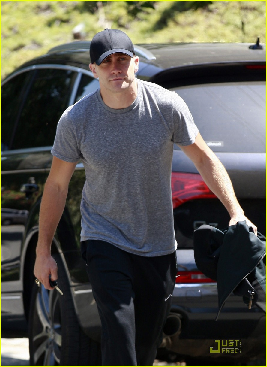 jake gyllenhaal los feliz workout 062564087