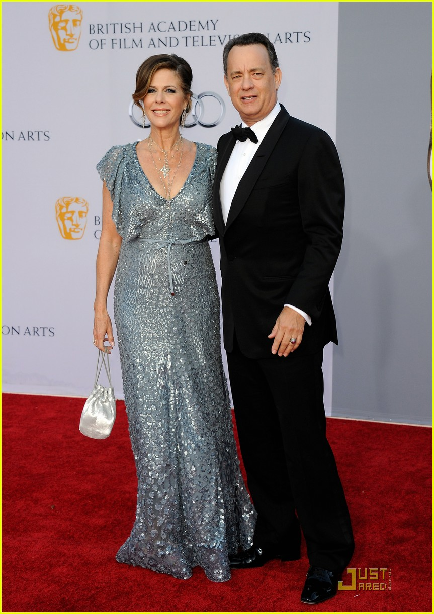 tom hanks rita wilson bafta brits to watch gala 01