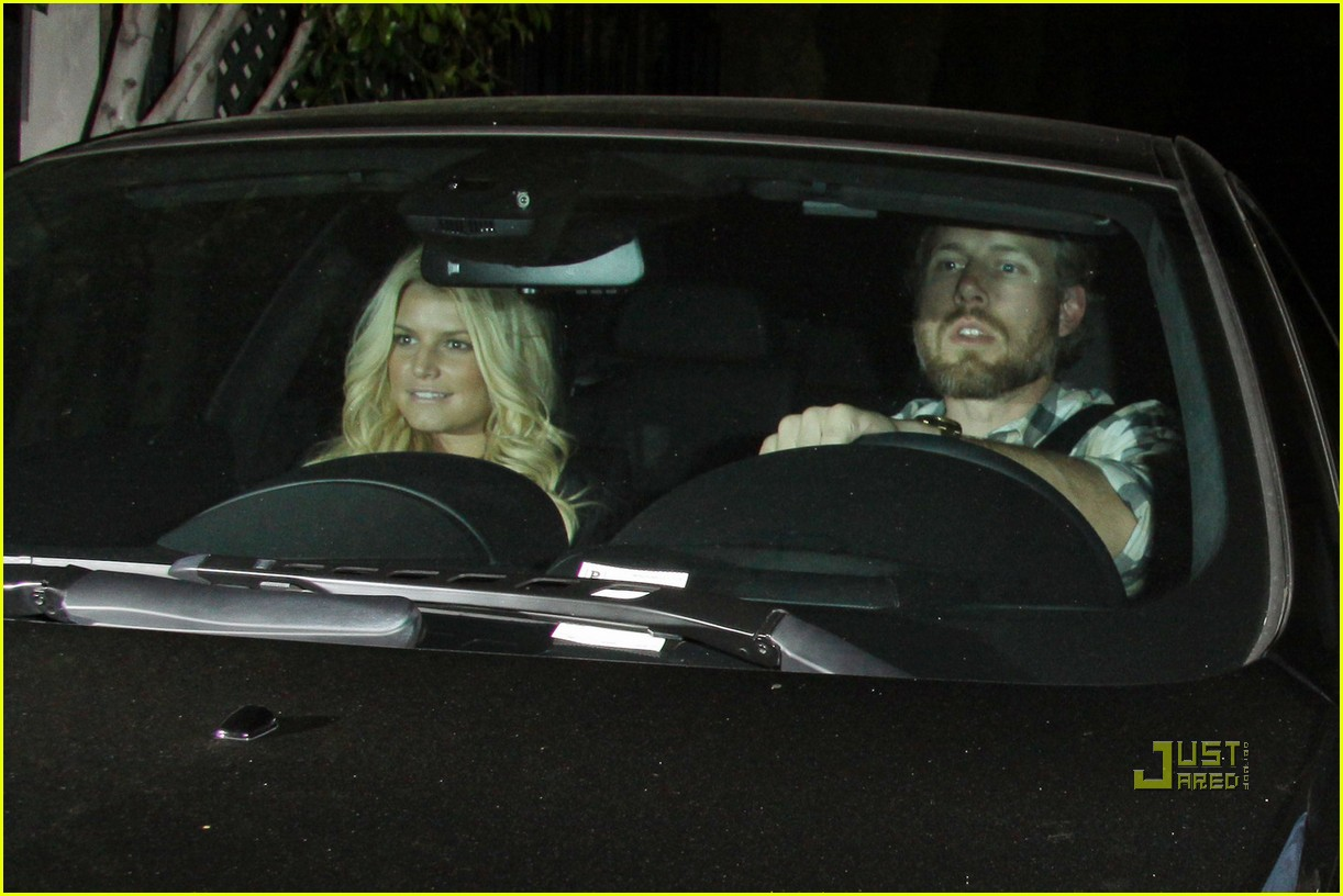 jessica simpson eric johnson nobu 032556708