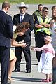 prince william kate calgary airport 02