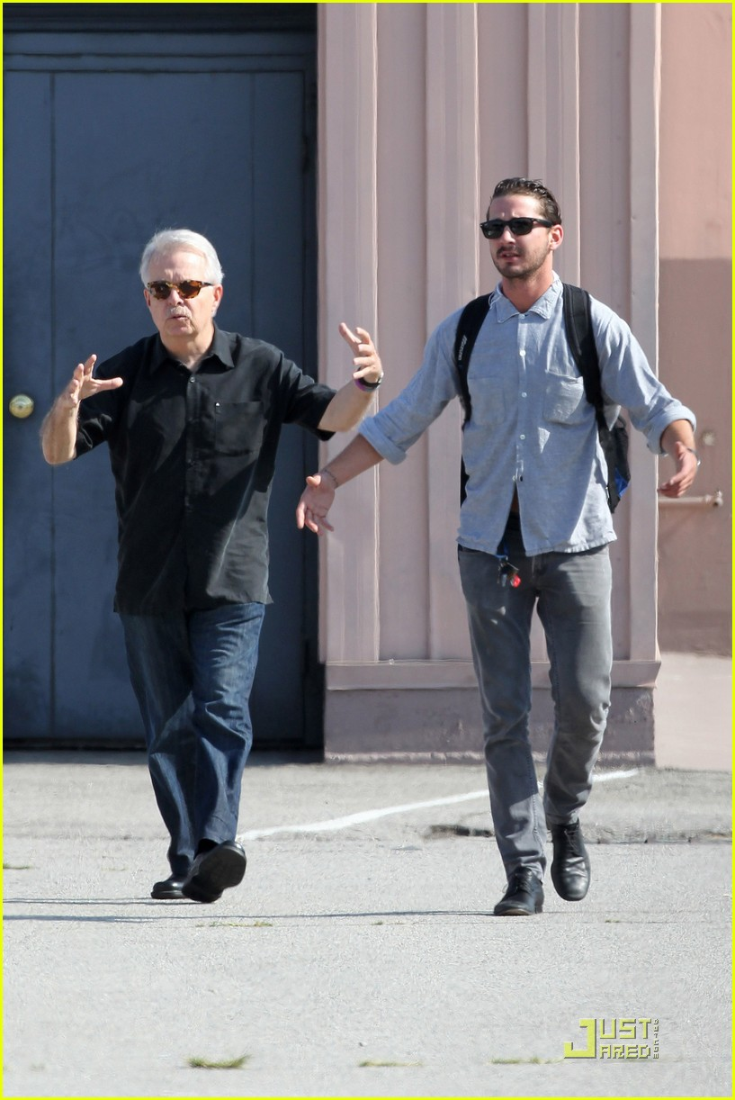 shia labeouf coffee work 112558315