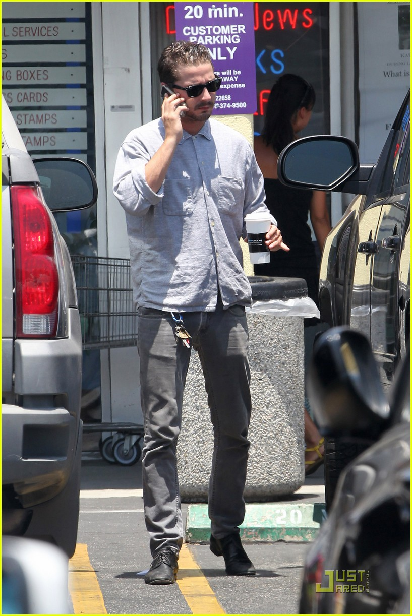 shia labeouf coffee work 15
