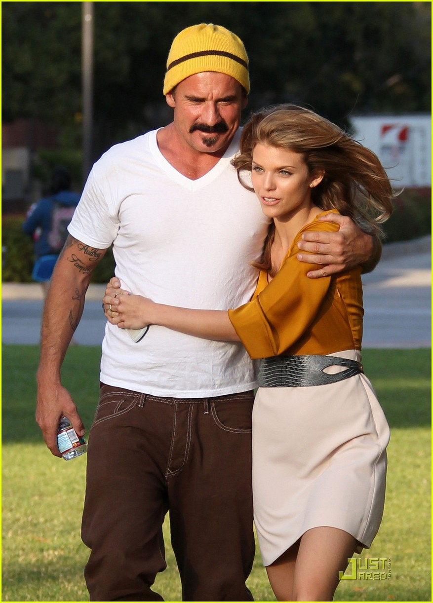 annalynne mccord dominic purcell new couple 052560967