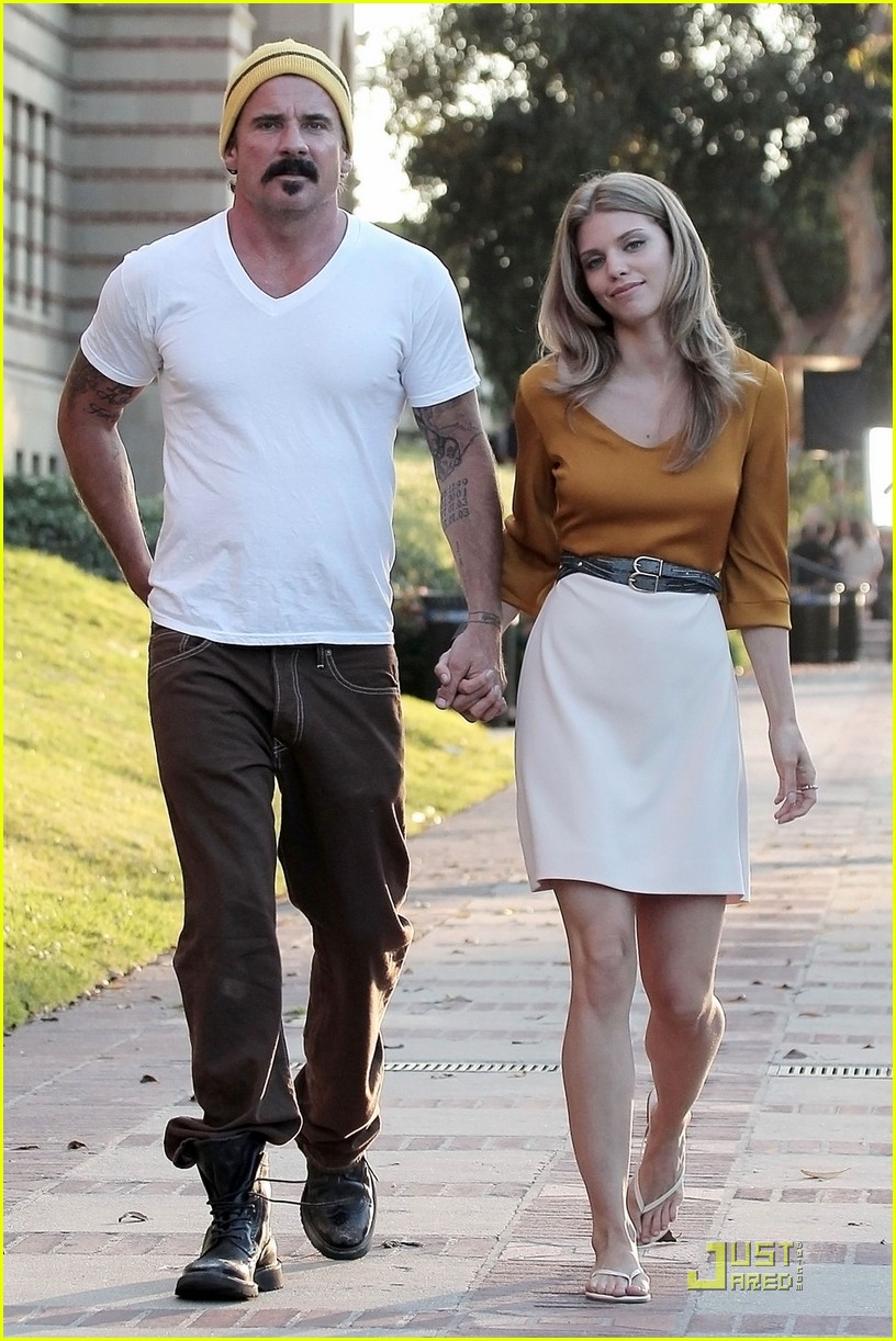 annalynne mccord dominic purcell new couple 082560970