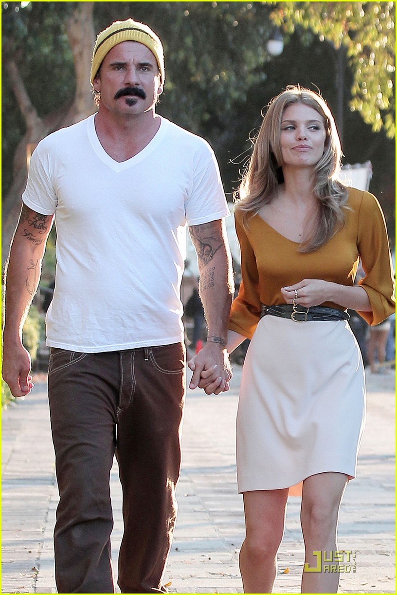 annalynne mccord dominic purcell new couple 092560971