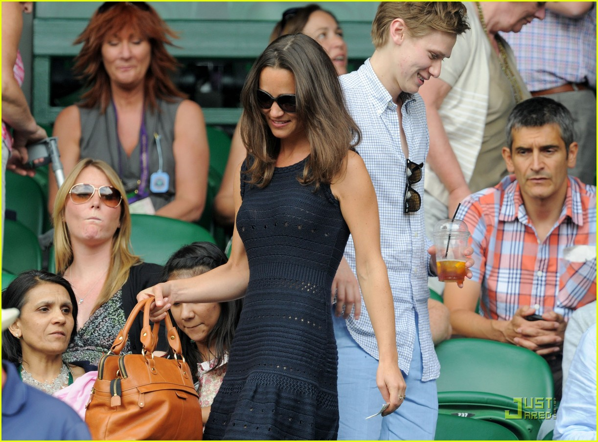 pippa middleton princess beatrice wimbledon 11