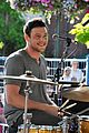 cory monteith pinkberry opening with bonnie dune 14