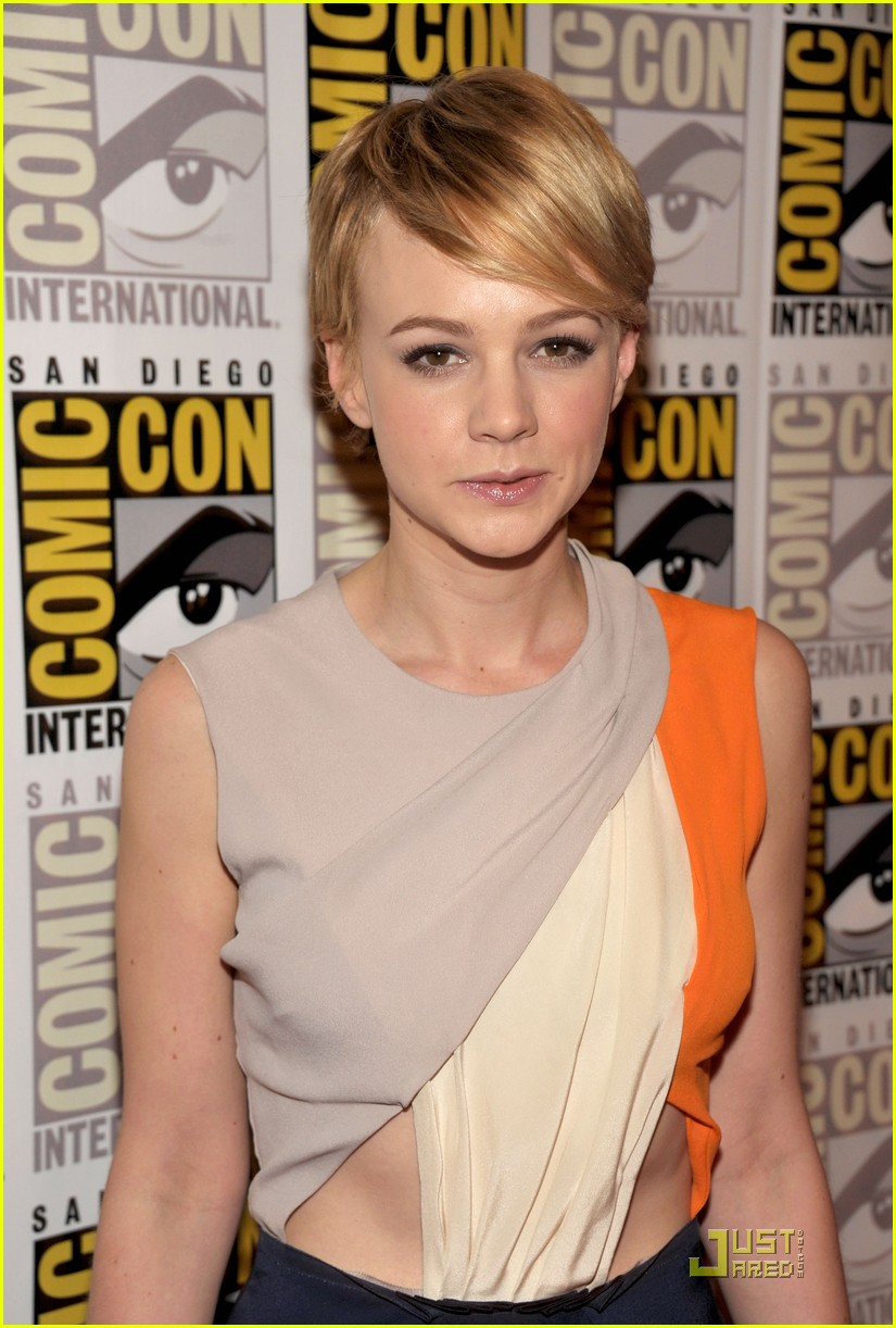 carey mulligan comic con panel 062562953