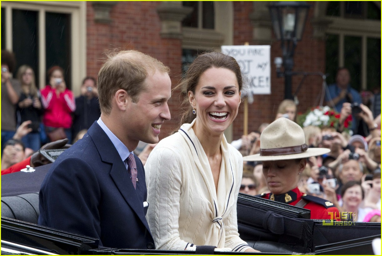 Prince William Kate Province House Visit Photo