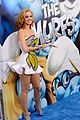 katy perry smurfette dress at smurfs premiere 11