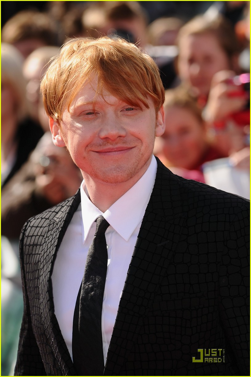 daniel radcliffe rupert grint deathly hallows premiere 09