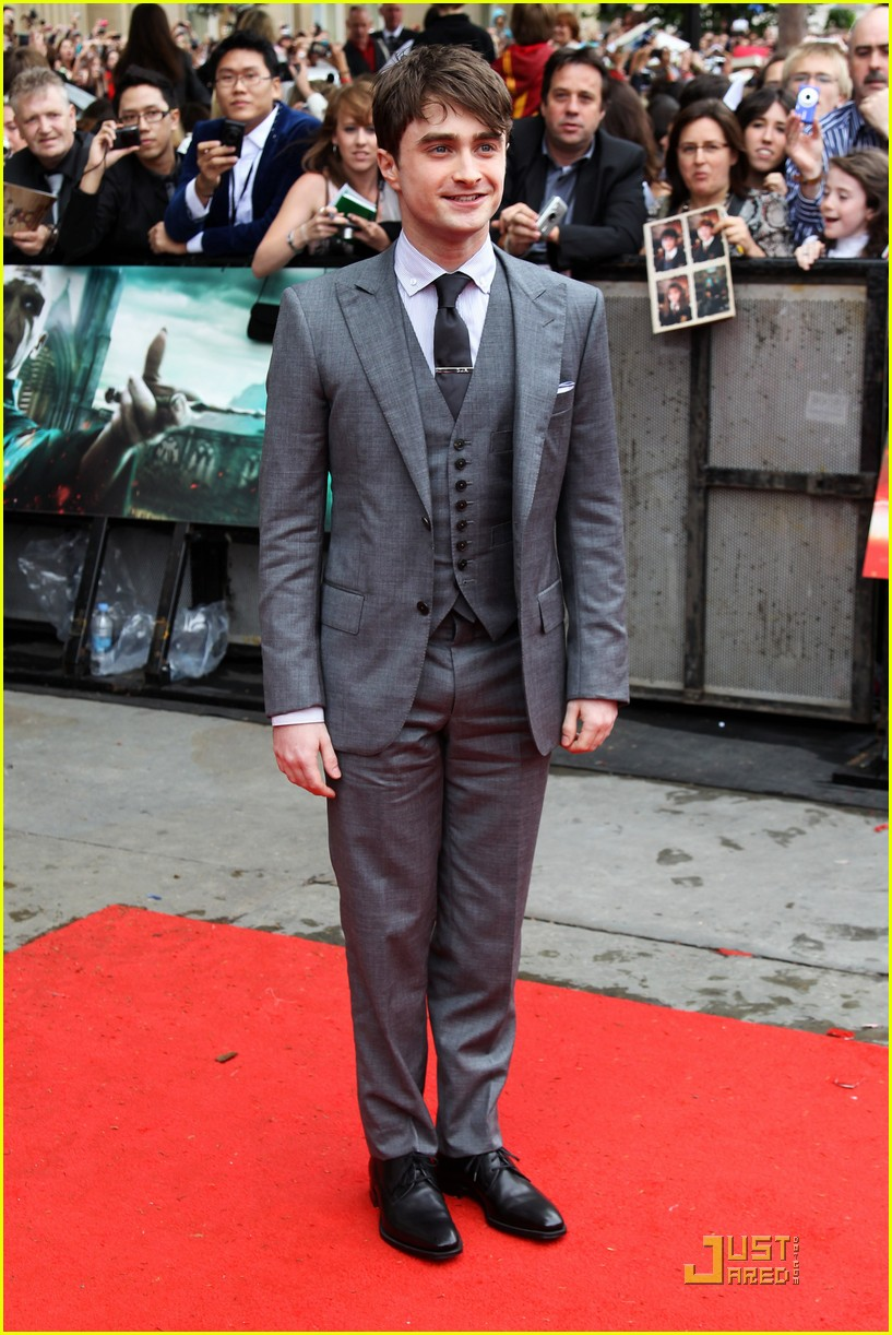 daniel radcliffe rupert grint deathly hallows premiere 27
