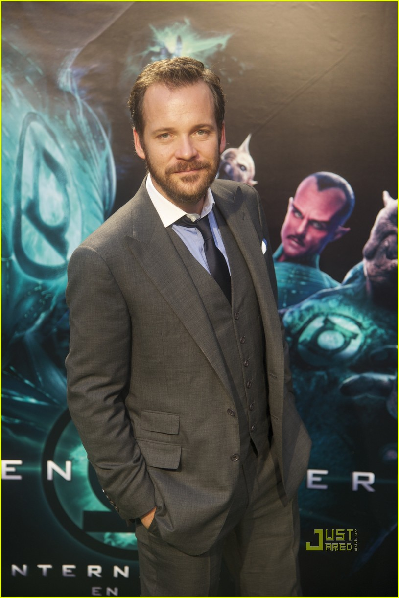 ryan reynolds peter sarsgaard green lantern madrid 032562709