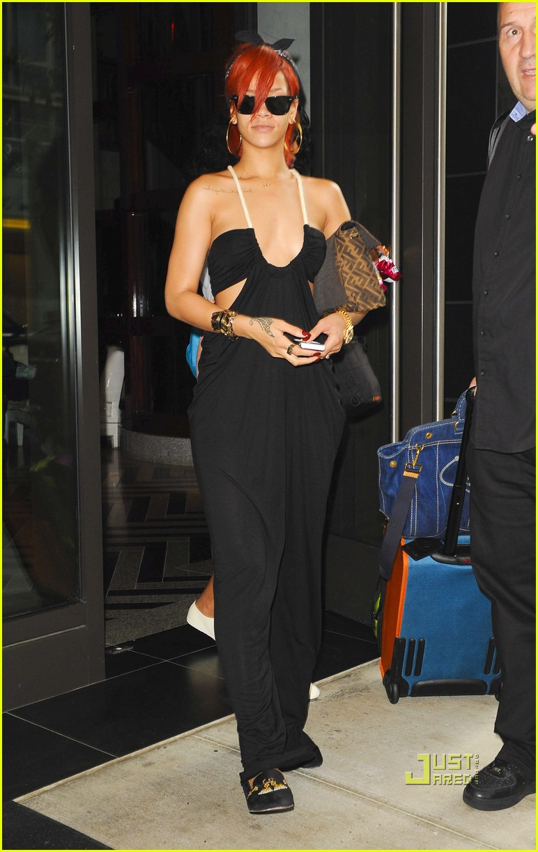 rihanna hotel nyc sundress 072562693