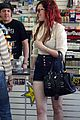 rumer willis high waisted shorts 02