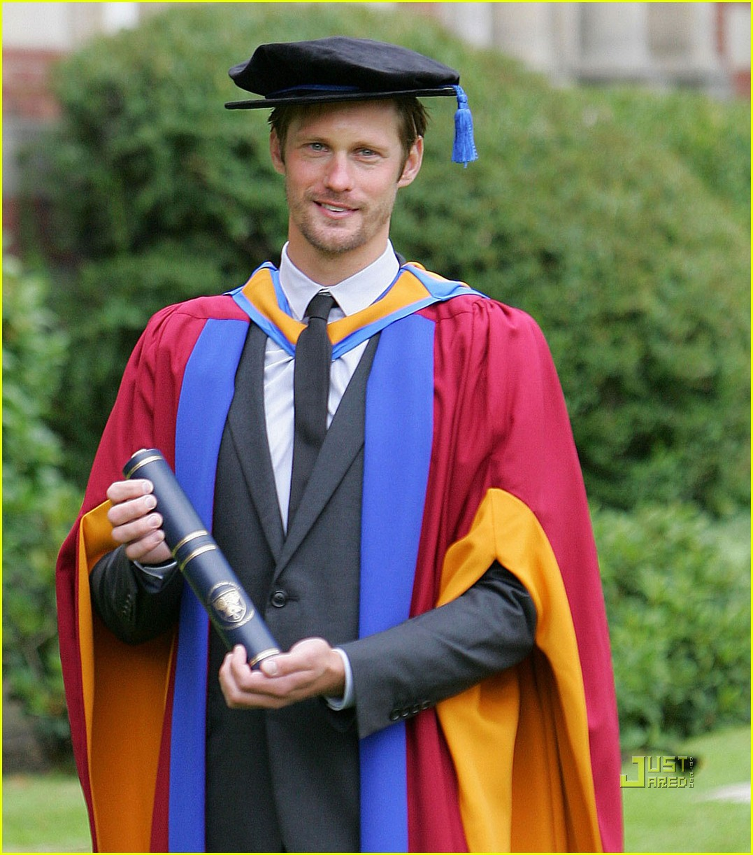 alexander skarsgard honorary degree leeds 022562278