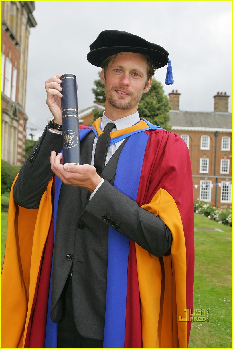 alexander skarsgard honorary degree leeds 072562283