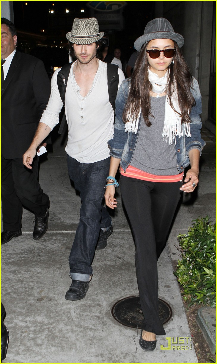 ian somerhalder lax landing with nina dobrev 022558179