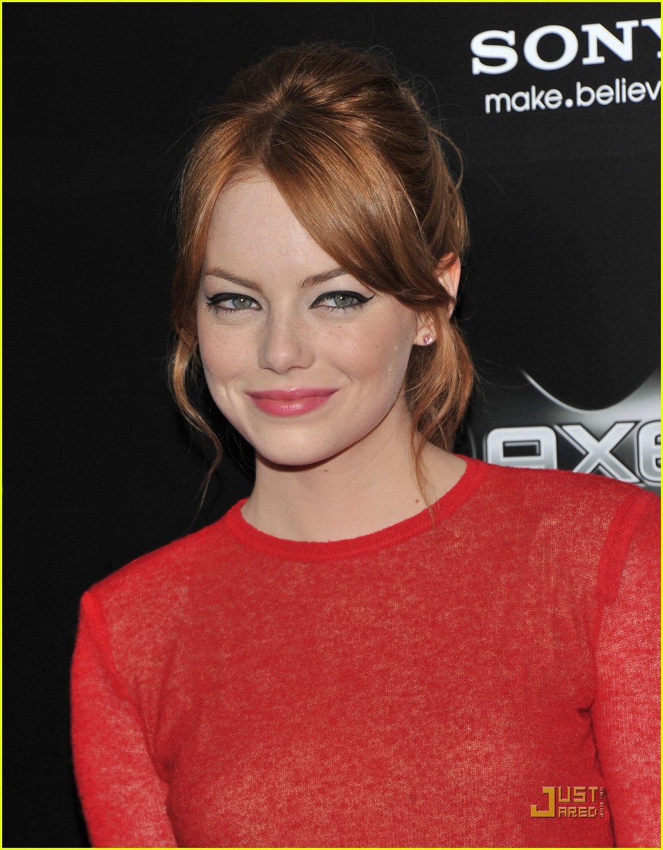 emma stone friends benefits premiere 07